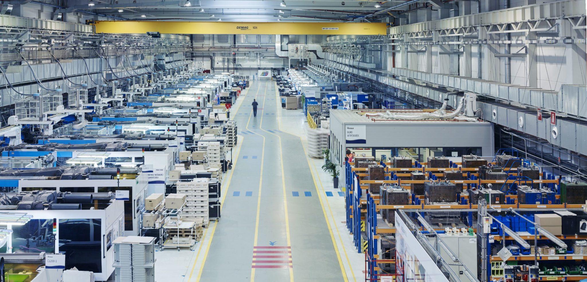 Consumer Goods Manufacturing Plant